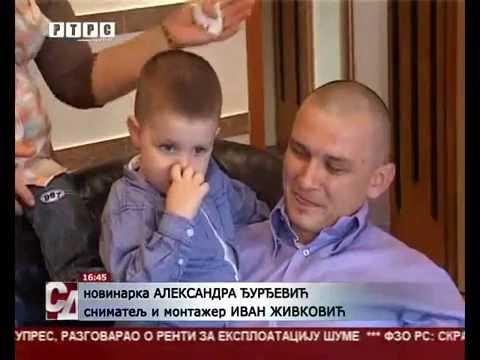 U devetočlanoj porodici Savković sa velikom radošću dočekan Vaskrs