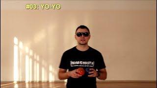 [РУКИ ТРЮКИ] Уроки жонглирования #03: YO-YO