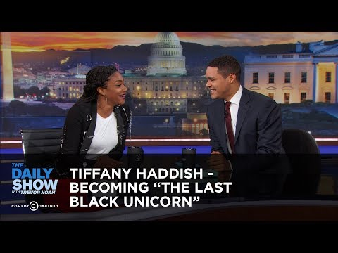 Tiffany Haddish - Becoming 'The Last Black Unicorn' - Extended Interview: The Daily Show