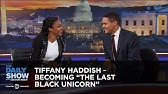 """Tiffany Haddish - Becoming """"The Last Black Unicorn"""" - Extended Interview: The Daily Show"""