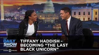 "Video Tiffany Haddish - Becoming ""The Last Black Unicorn"" - Extended Interview: The Daily Show download MP3, 3GP, MP4, WEBM, AVI, FLV Desember 2017"