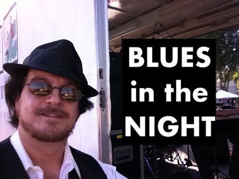 Blues in the Night performed by the South Bay Big Band with harmonica soloist Will Jacoby.