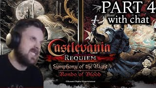 Forsen Plays Castlevania Symphony of the Night - Part 4 (with chat)