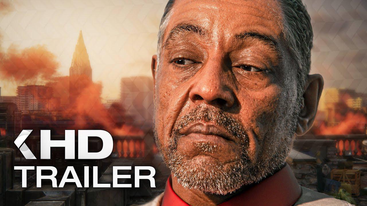 The Saint 2021 Trailer Deutsch