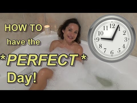 How To Have The Perfect Day... According To Science! Fun & Fitness Over 50