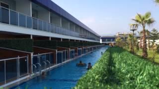 Hotel Eftalia Marin Resort Turkije in Konakli bij Alanya 2014