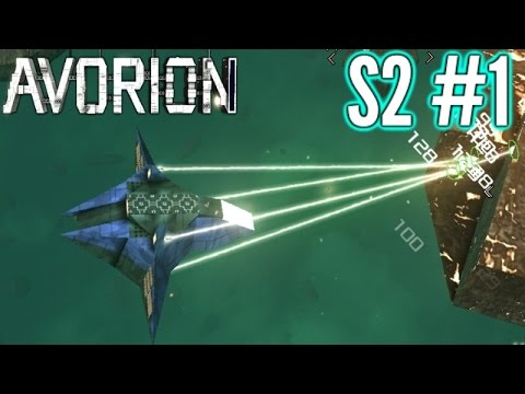 Avorion | Insane Difficulty! | Ep1 S2 | Avorion Gameplay