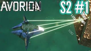 Avorion | Insane Difficulty! | Ep1 S2 | Avorion Gameplay