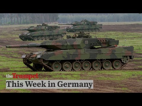 Germany Signs Up to European Union Military