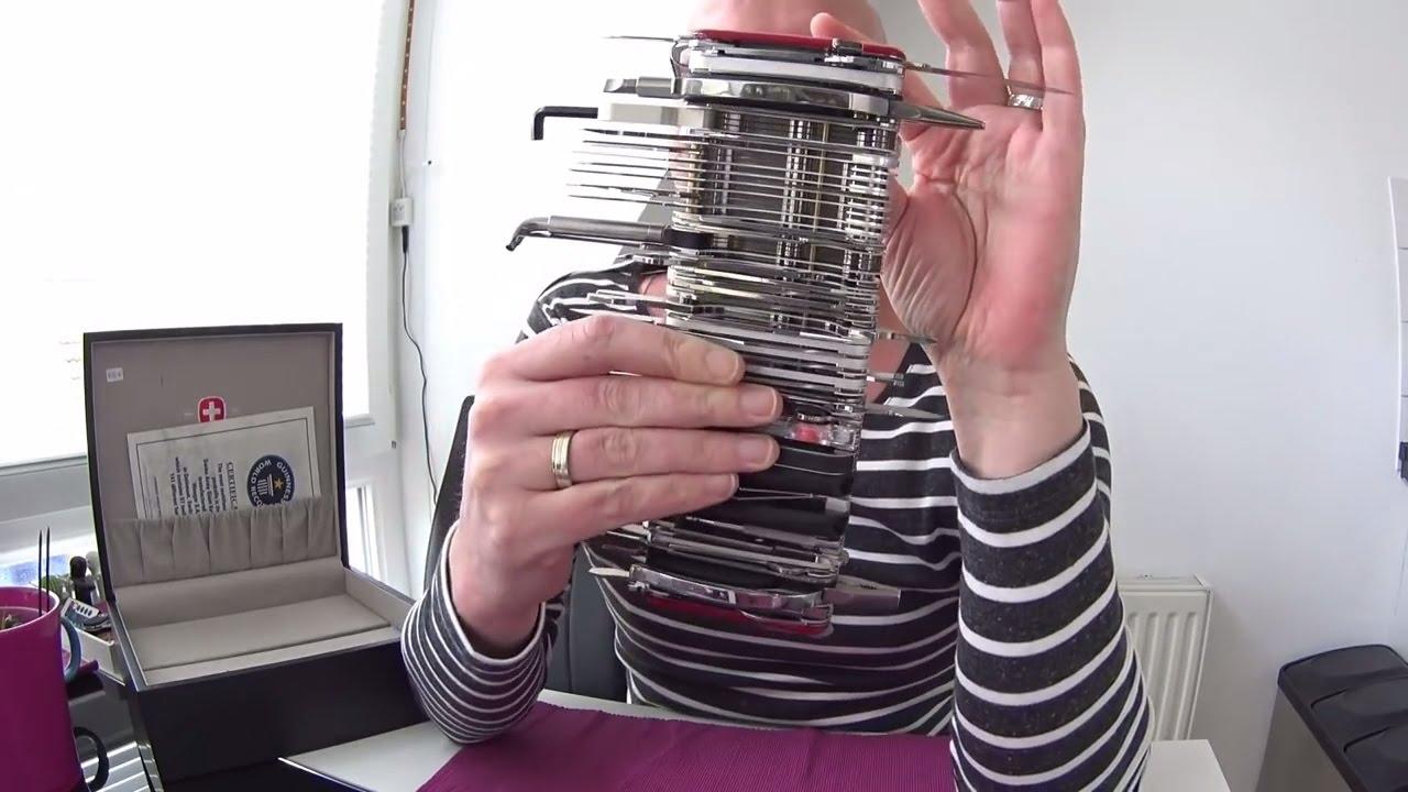 Größtes Taschenmesser