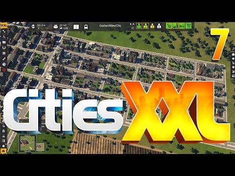 Cities XXL #7 Silicon Valley Der Städtebau Simulator mit Wirtschaft und Transport deutsch HD