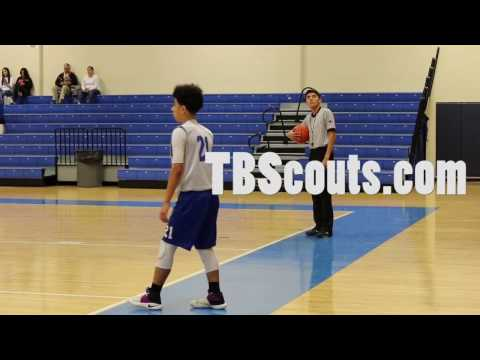 Romeo Castillo - South San Antonio High School - SA Vipers