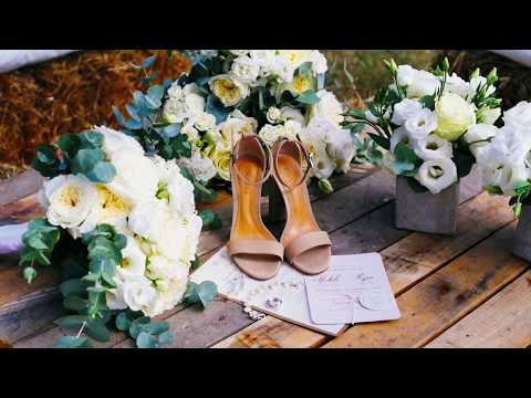 A RUSTIC CHIC AMERICAN WEDDING IN TUSCANY, ITALY   WEDDING VIDEOGRAPHY IN LUCCA  MICHELE & RYAN