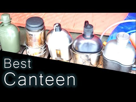 Best Canteen - Which One Should You Get?!