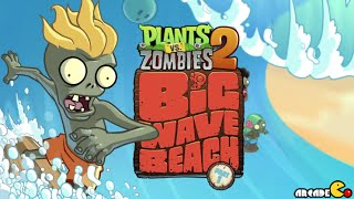 Plants vs Zombies 2: Big Wave Beach Part 1 New Update Revealed