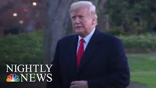Trump Accuses Mueller Of Big Time Conflicts Of Interest In Early Morn Tweetstorm | NBC Nightly News