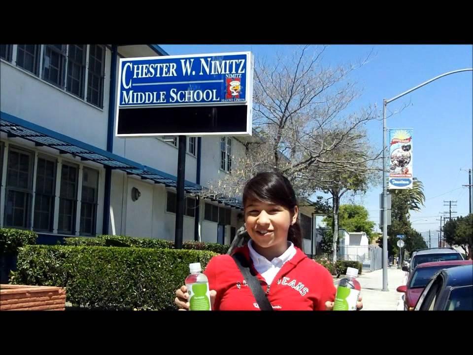 Nimitz Middle School - YouTube