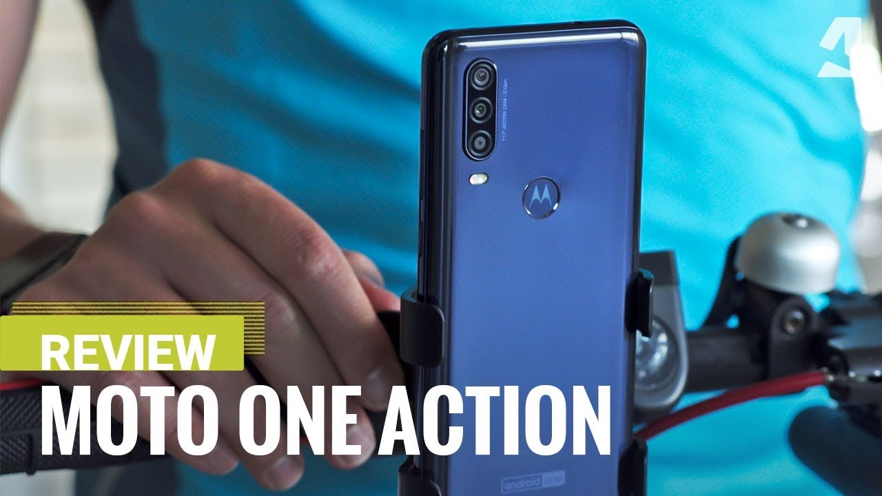 Motorola One Action - Full phone specifications