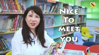 Publication Date: 2021-01-06   Video Title: 大角嘴天主教小學 - 「purple姐姐伴學歌謠 - Que