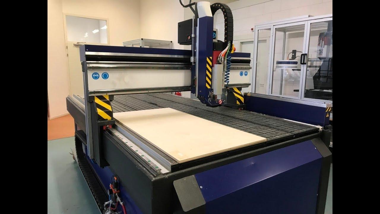 CNC Router & CNC Milling Machine | Ireland | Stoney