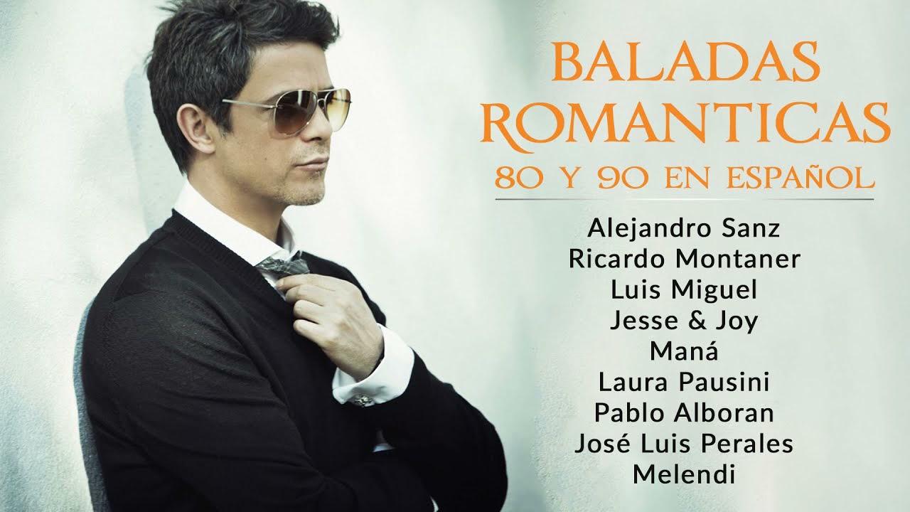 Download Viejitas y Bonitas Baladas Romanticas en Español ♥ Las Mejores Canciones De Amor De Los 80 y 90
