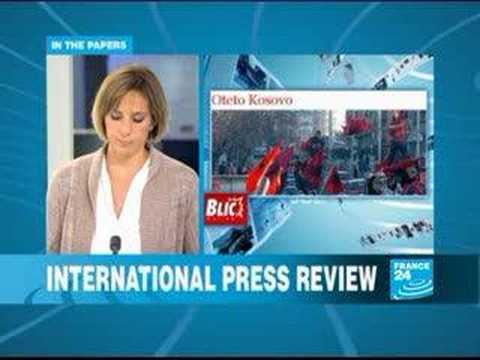 Kosovo: a world's newborn-France24