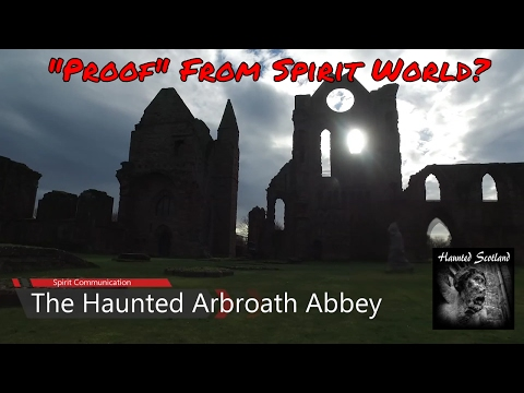 👻 REAL Spirit Communication At Historic Scottish Abbey | They Provide Proof (Scottish Accent) 🛐