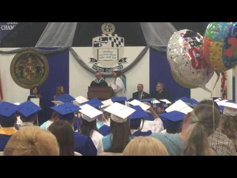 North Caroline High School Graduation 2016 Ridgely, MD
