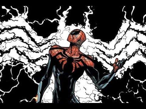 Костюмы Супергероев. Человек-паук в комиксах. Часть 2 [by Кисимяка]