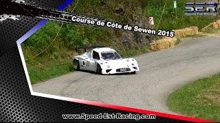 Vid�o Course de C�te de Sewen 2015 [HD]
