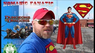 Dungeons & Dragons Park & SUPERMAN!
