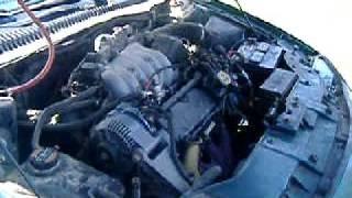 Broken Motor Mounts? 97 Ford Taurus
