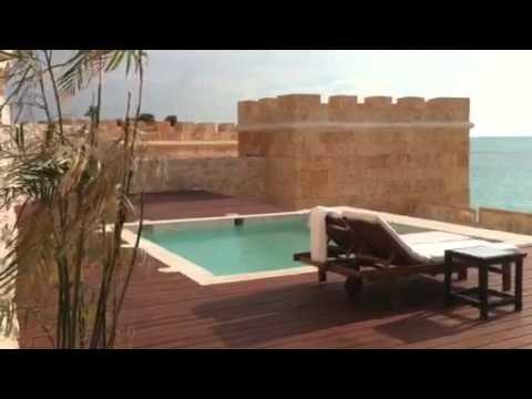 Secrets Sanctuary Castle Honeymoon Suite 3047 Youtube