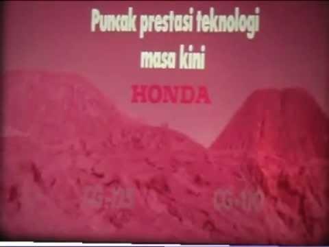 Iklan Honda CG125 & CG 100