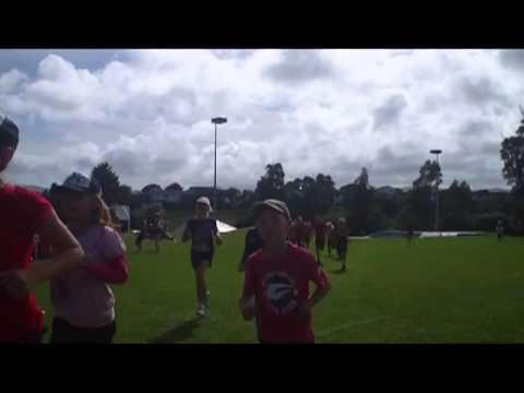 Discovery School - Fun Run for Christchurch