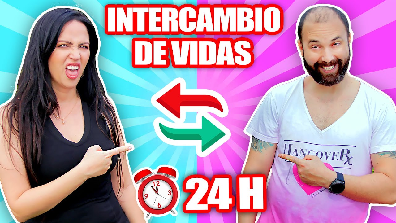 Intercambio De Vidas Por 24 Horas Cambio De Cuerpo Con Mi Hermano Sandra Cires Art Ft Miraelpipi Video Analysis Report