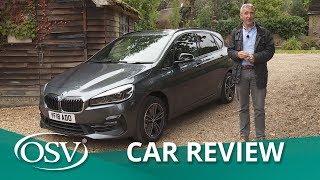 BMW 2 Series Active Tourer 2018 - Best Family Car?   OSV Car Reviews