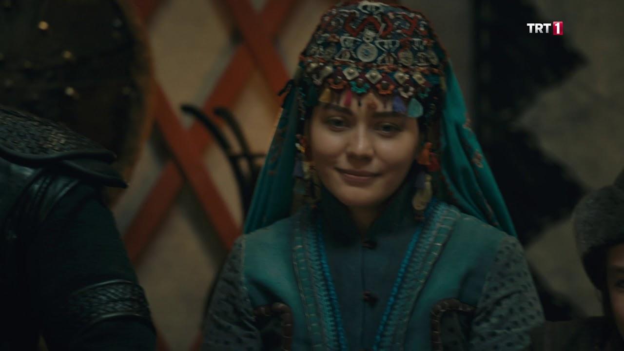 Diriliş Ertuğrul 122. Bölüm - Ozandan türkü. Allah Türk'e yar olsun.