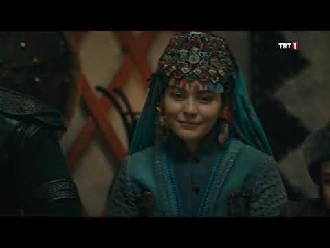 Diriliş Ertuğrul 122.bölüm Ozandan türkü. Allah Türk'e yar olsun.