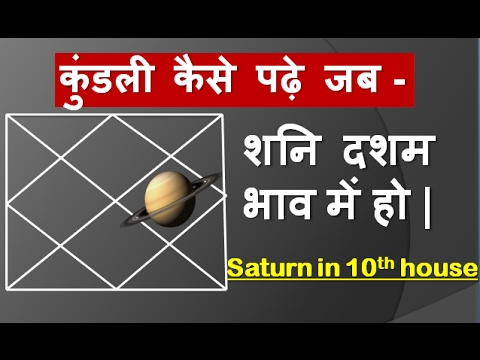 Saturn In 10th House Lal Kitab