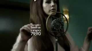 Lana Del Rey Blue Velvet H & M Commercial