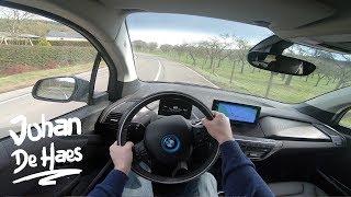 2018 BMW i3s POV test drive