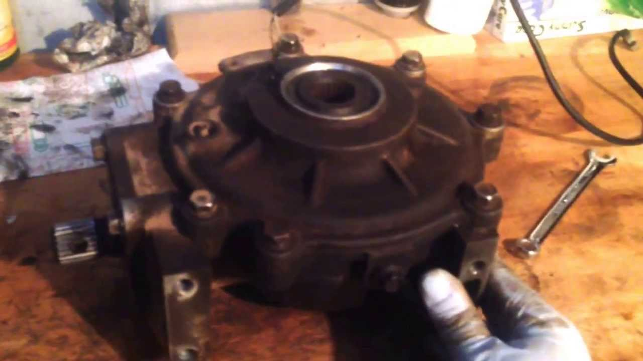 Polaris Sportsman 800 >> Polaris sportsman 2006 EFI HO 500 front diff info - YouTube