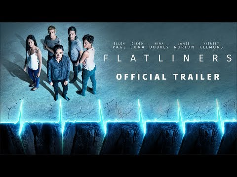 Flatliners - Official Trailer 2 - In Cinemas September 28