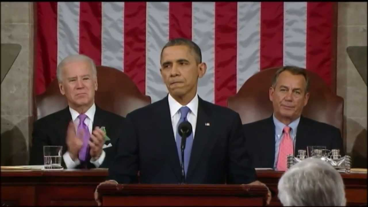 WHAT WILL OBAMA SAY? KATTY KAY PREVIEWS THE STATE OF THE UNION - BBC NEWS