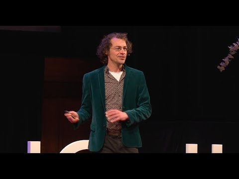 If This Then I: How to be Your Own Robot l Sander Veenhof | Sander Veenhof | TEDxAUCollege
