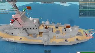 Roblox Spiel | Schlachtschiff Schlacht