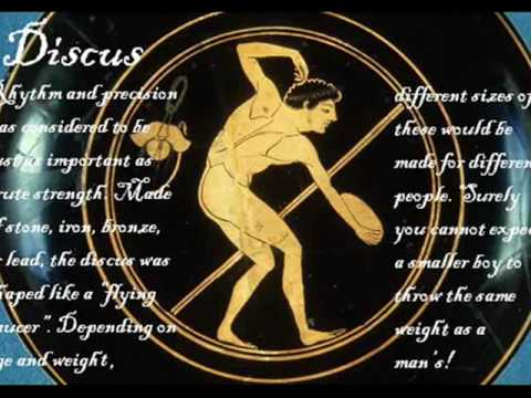 Ancient Greece and its Olympics. Of Doom.