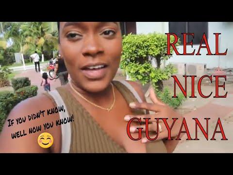 MOVIETOWNE | FUN CITY - GUYANA 2020 VLOG