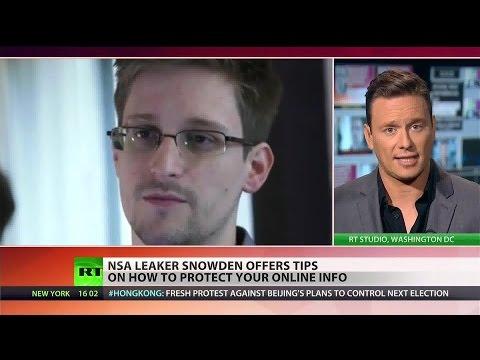 Snowden slams Dropbox, Facebook as threats to privacy
